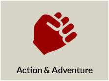 Shop By Genre Action and Adventure