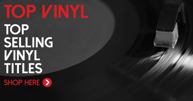 WOWHD - TOP SELLING VINYL TITLES!