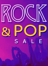 Rock & Pop Sale