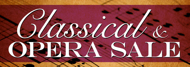 Classical Music Sale