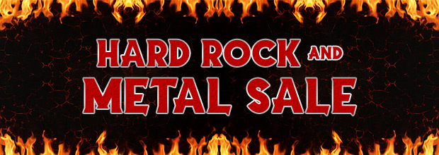 Hard Rock and Metal Sale