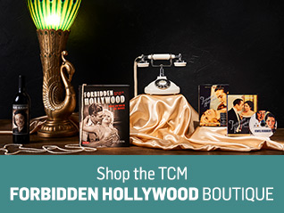 TCM Forbidden Hollywood