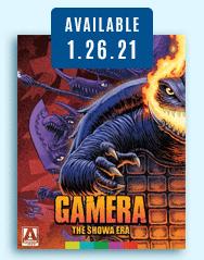 Gamera The Showa Era
