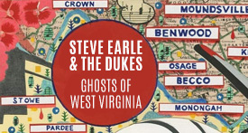 Steve Earle + The Dukes