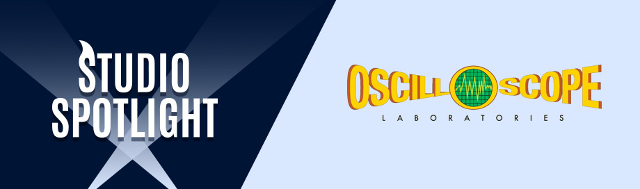 Studio Spotlight-Oscilloscope
