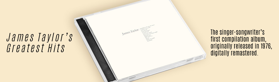James Taylor on Sale
