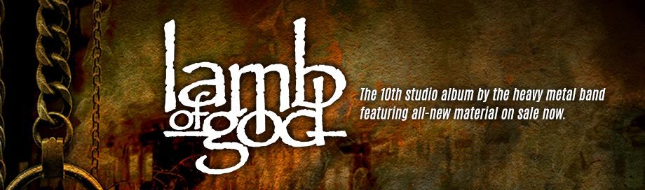 Lamb of God on Sale