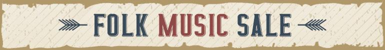 Folk Music Sale