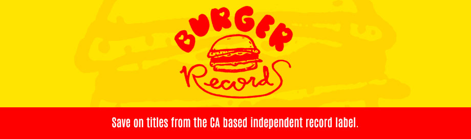 Burger Records Sale