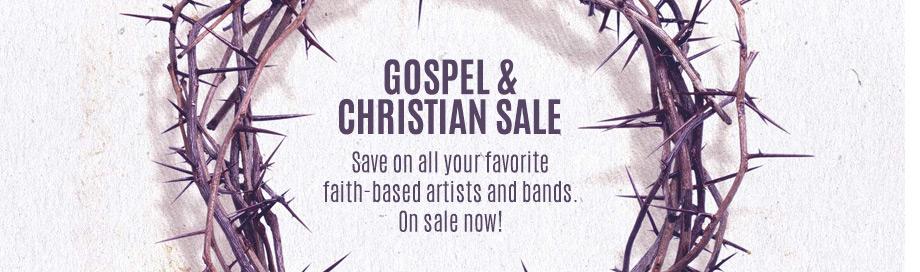 Gospel and Christian Music Sale