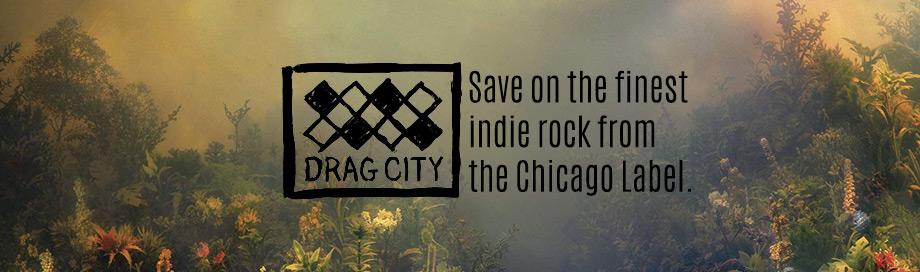 Drag City Label Sale