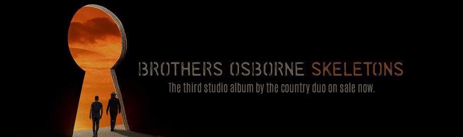 Brothers Osborne on Sale