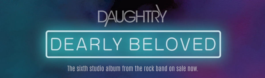 Daughtry sale