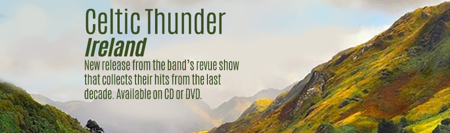 Celtic Thunder Sale
