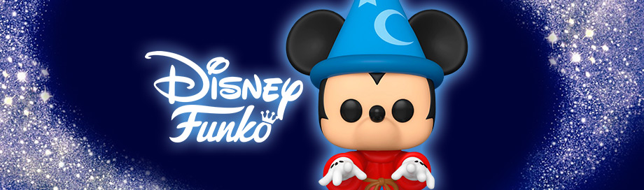 Disney Funko Collectibles