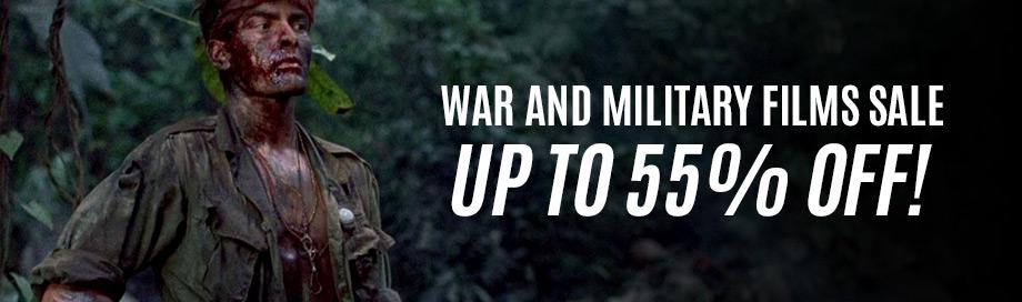 War Films and TV Sale