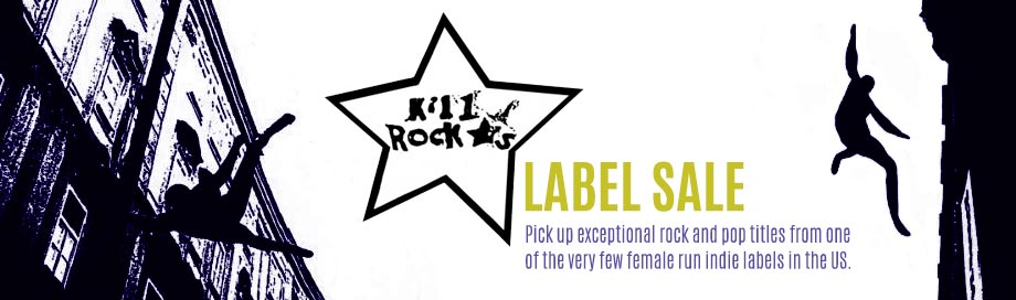 Kill Rock Stars label sale
