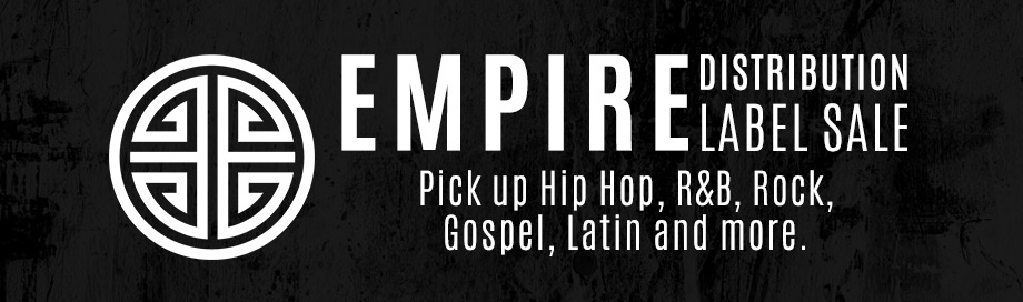 empire distribution label sale