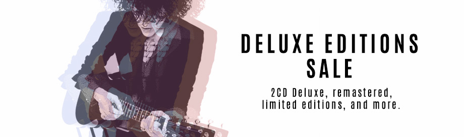 Deluxe Editions CD Sale