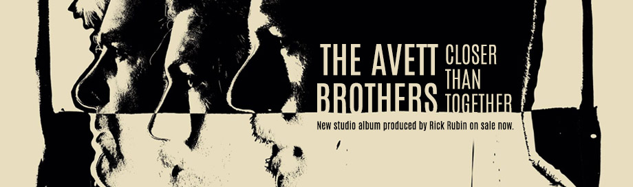 the avett brothers sale