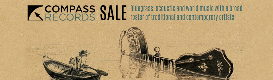 compass records label sale
