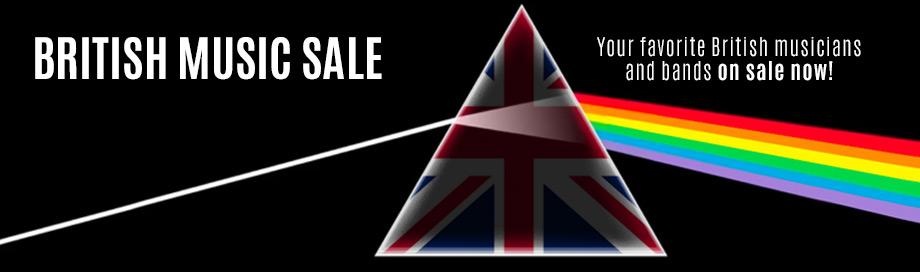 British Music Sale