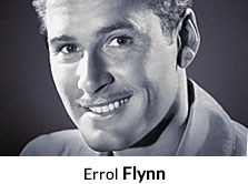 Shop by Actor Errol Flynn
