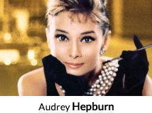 Shop by Actor Audrey Hepburn