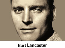 Shop by Actor Burt Lancaster