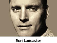 Shop by Actor Burt Lancaster