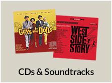 CDs and Soundtracks