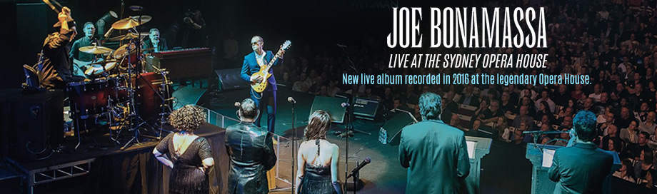 Joe Bonamassa on sale