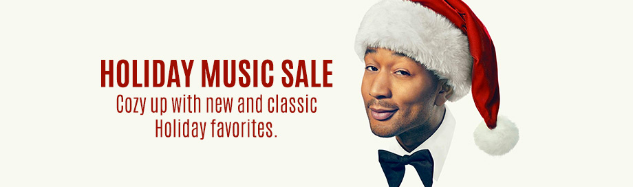 Holiday Music sale