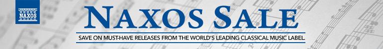Naxos Label Sale