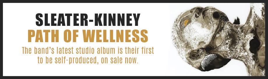 Sleater Kinney on Sale