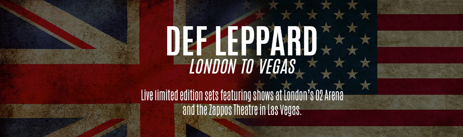 Def Leppard Sale