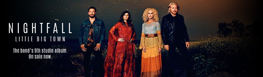 Little Big Town on Sale