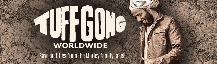 Ziggy Marley Tuff Gong Label Sale