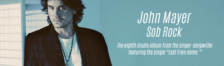 John Mayer sale