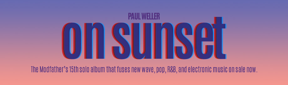 Paul Weller on sale