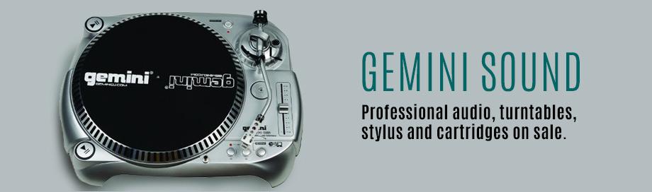 Gemini Sound sale