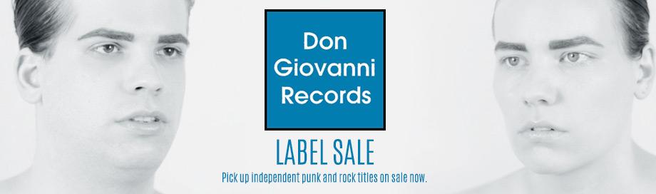 Don Giovanni Label sale