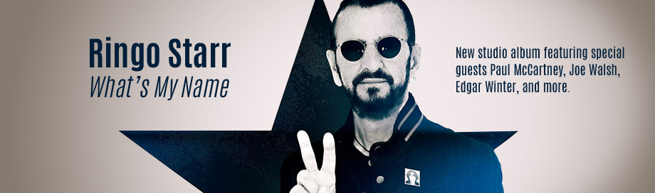 Ringo Starr on sale