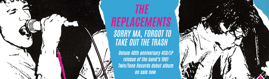 The Replacements on sale