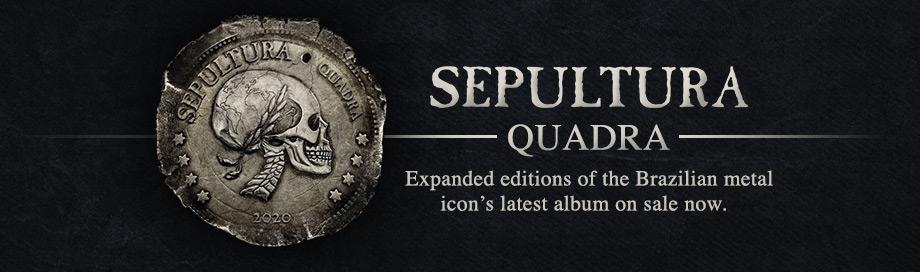 Sepultura on sale