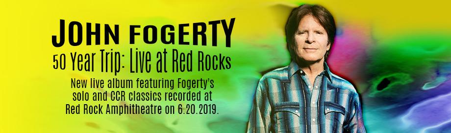 John Fogerty on sale