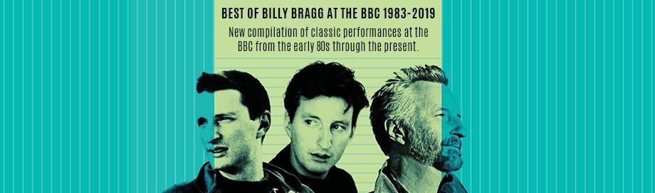 Billy Bragg Sale
