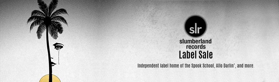 Slumberland Records Label Sale