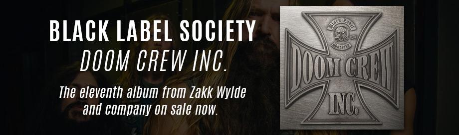 Black Label Society sale