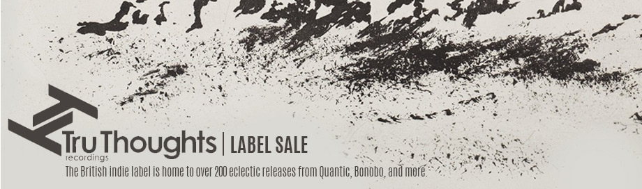 Tru Thoughts Label Sale